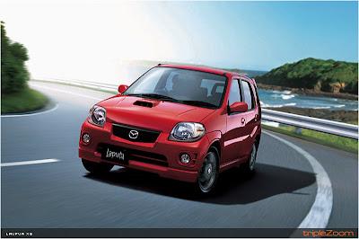 Mazda Laputa XG Red