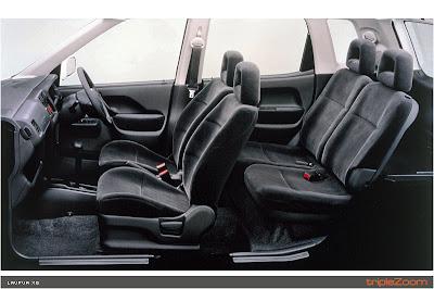 Mazda Laputa XG Interior