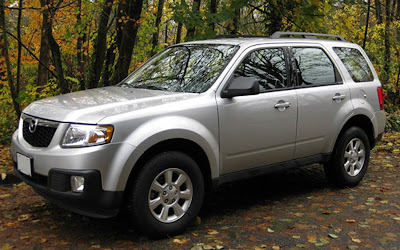 New Mazda Tribute