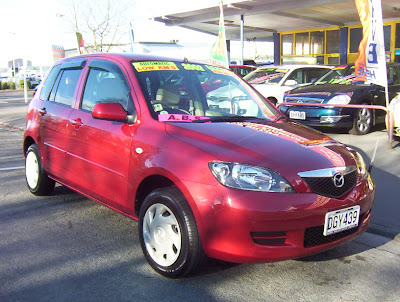 Mazda Demio 1.3-Liter Purel Model