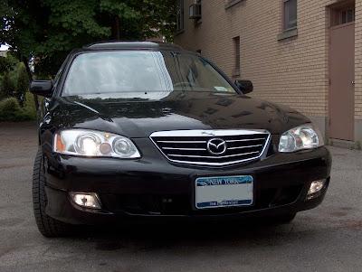 Mazda Millenia black