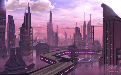 mute city piece