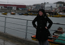 Rainy Day in Ancud