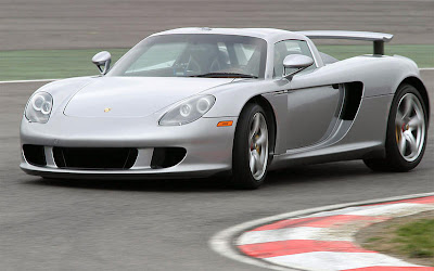 Porsche Carrera GT 2007 Picture