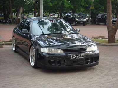 Honda Cielo 1994 modification