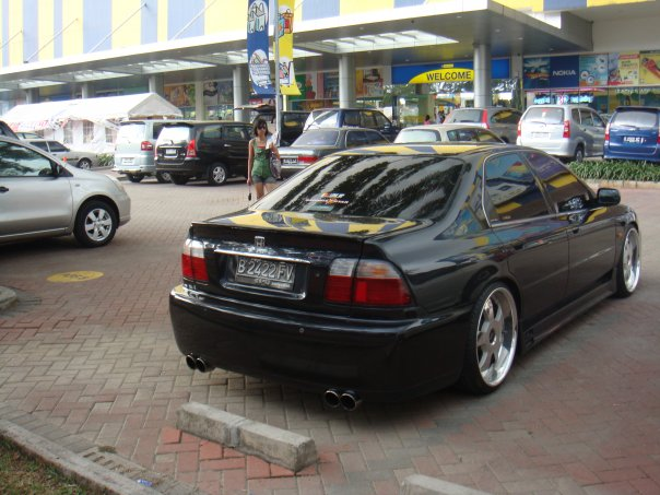 Picture Honda Cielo Modifikasi
