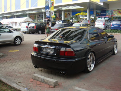 Honda Cielo 94 modification picture