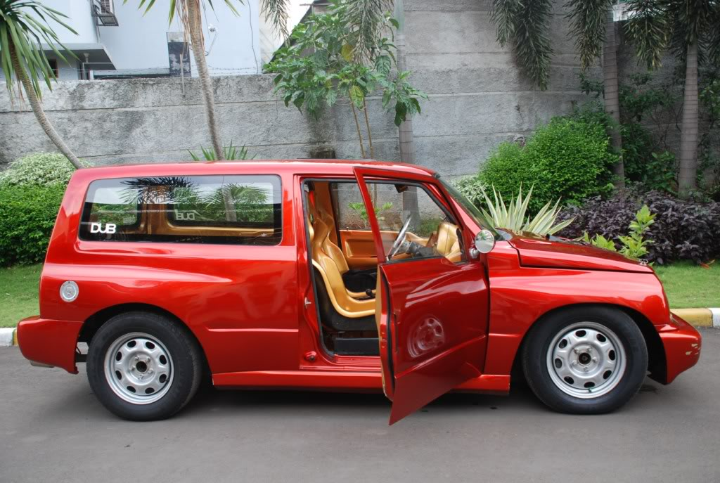 Photo Modifikasi Suzuki Escudo