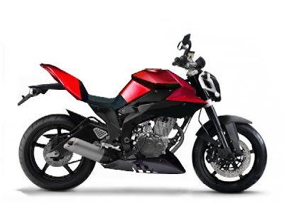 Modifikasi Honda Tiger 2010