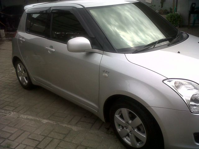Modifikasi Blog Dijual Suzuki Swift 2008 Matic