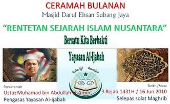 CERAMAH-CERAMAH BULANAN /KHAS