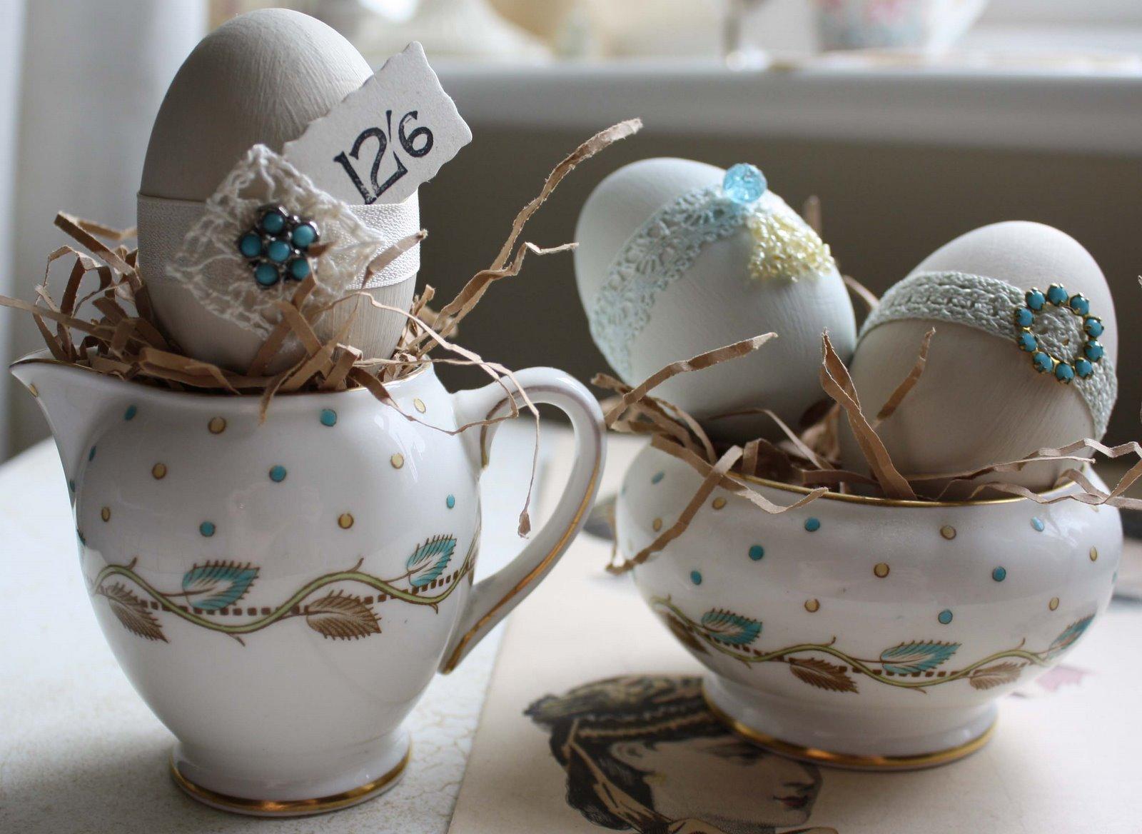 [vintage+easter+eggs]