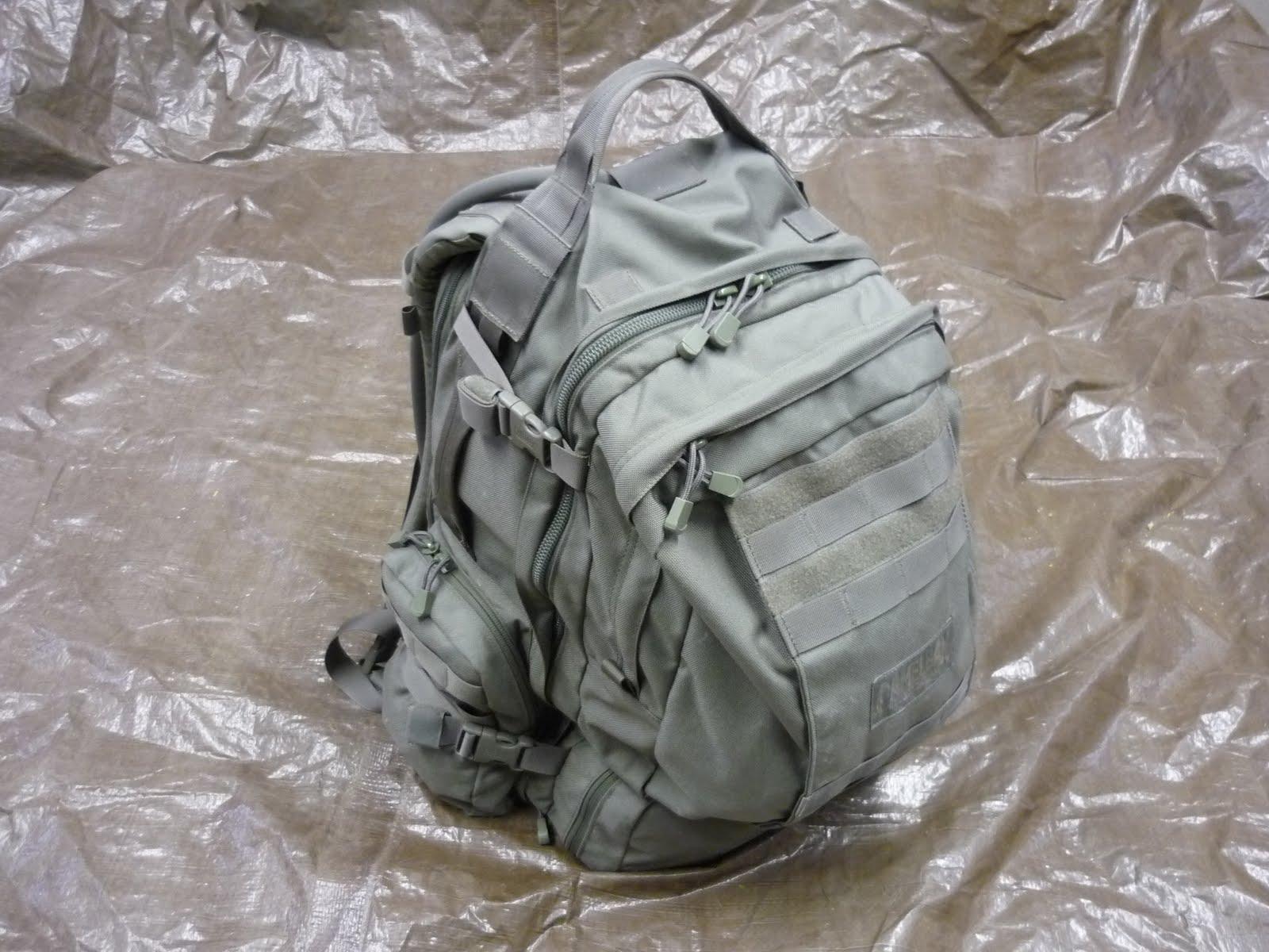 Lesurvivaliste bug out bag - Sac d evacuation ...