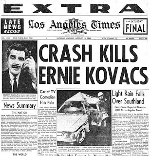 ernie kovacs death pictures