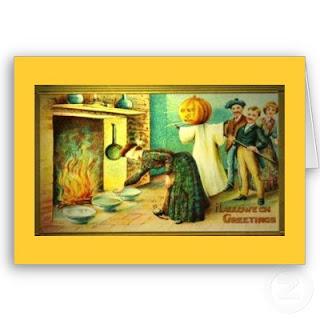 Victorian Halloween eCards