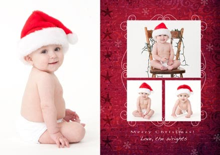 Free Christmas Cards Baby Christmas Cards Merry Xmas Baby Photo Wishes