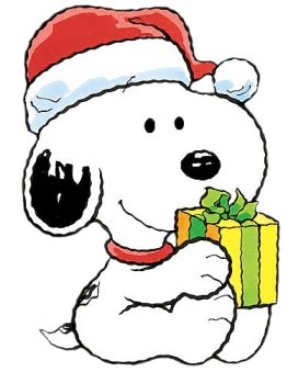 snoopy peanuts merry xmas wishes