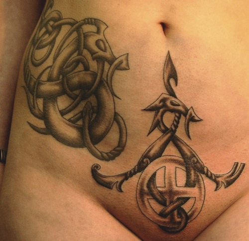 Viking Tattoo | Style Tattoo Viking Art by DarkSun Tattoo