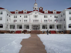 Stanley Hotel (Where the Shining was filmed)