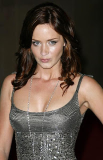 Emily Blunt scared of Twitter