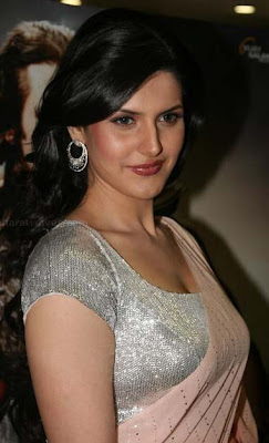 Zarine Khan sheds weight to move closer to Katrina Kaif