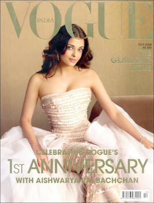 Vogue brings Aishwarya Rai on first anniversary cover