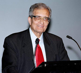 Amartya Sen attends screening of Colours Of Passion at London Film Festival