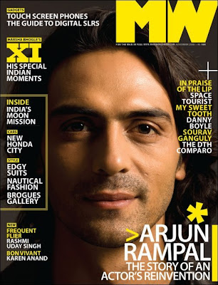Arjun Rampal in MW November issue