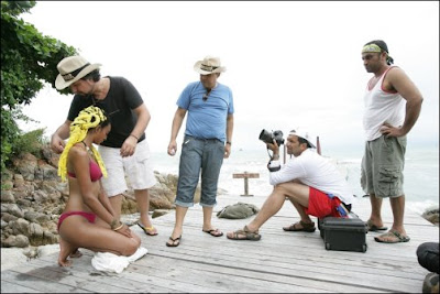 The Making of Kingfisher Calendar 2009