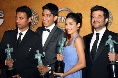Slumdog Millionaire-Screen Actors Guild Award