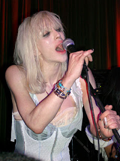 Courtney Love to release new album Hole