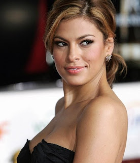 Eva Mendes too Voluptuous for clothes