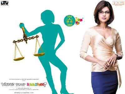 Priyanka Chopra in What's Your Raashee