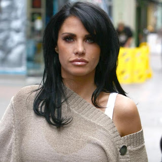 Katie Price: Most Dangerous Cyberspace Celebrity in UK
