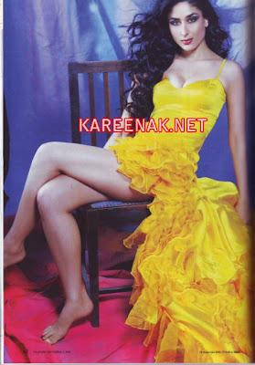 Kareena Kapoor sizzles in Filmfare September 2009 edition