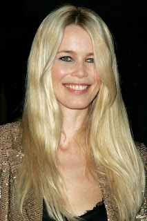 Claudia Schiffer feels better at 39