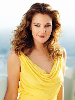 Sexual love secondary to Drew Barrymore