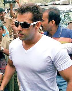 Salman Khan slapped by a Delhi socialite