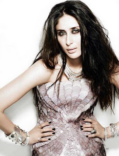 Kareena Kapoor Photoshoot for Vogue Magazine - December 2009 Edition