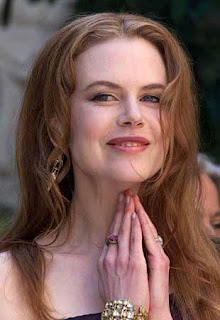 Nicole Kidman on interior designing