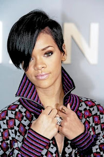 Rihanna interested for a career in fashion