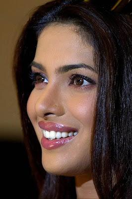 Priyanka Chopra getting wrinkled
