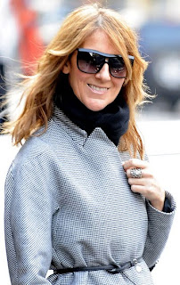 Pregnancy inspires Celine Dion perfume Pure Brilliance