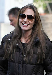 Angelina Jolie pregnancy rumours