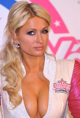 Paris Hilton launches her motorcycle racing team