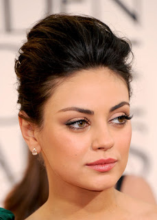 Mila Kunis at Golden Globe Awards