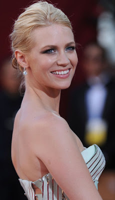 January Jones dubbed 'Most Glamorous Actress'