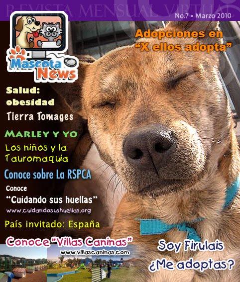 Marzo Mascota News