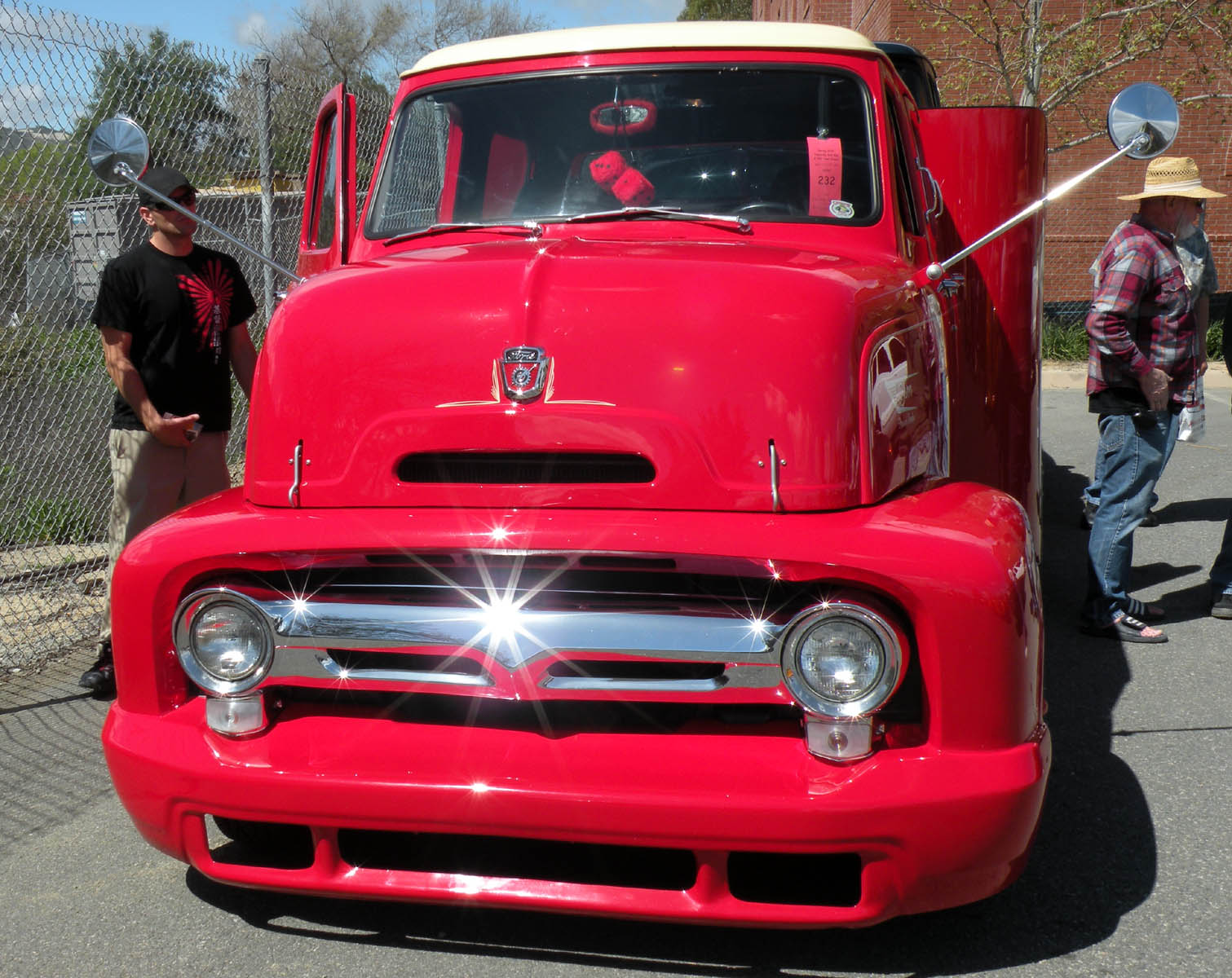 Craigslist 1953 Chevy Coe For Sale | Autos Weblog
