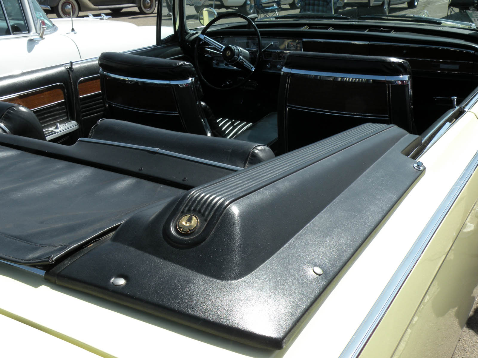 1966 Chrysler Imperial, just
